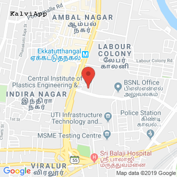 Central Institute of Plastics Engineering & Technology-1321-Guindy