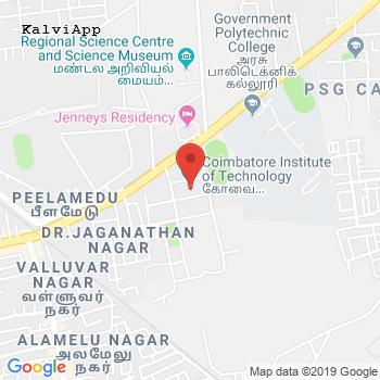 Coimbatore Institute of Technology-2007 - TNEA 2019