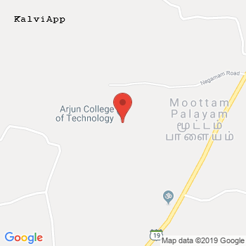 Arjun College of Technology-2367-Coimbatore