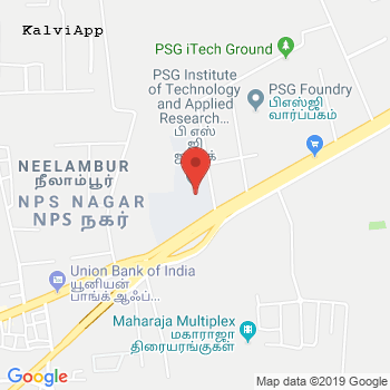 PSG Institute of Technology and Applied Research (PSG iTech)-2377-Neelambur