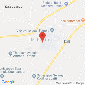 The Kavery Engineering College-2625-M.Kalipatti