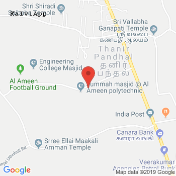 Al Ameen Engineering College-2652-Erode