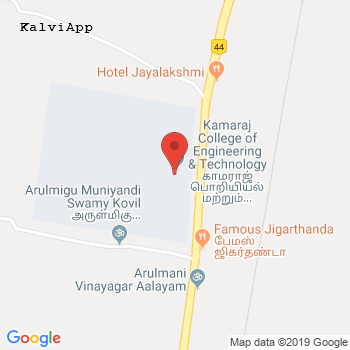 Kamaraj College of Engineering & Technology-4959-Madurai