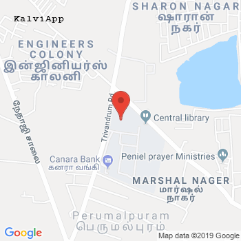 Government College Of Engineering, Tirunelveli-4974-Marshal Nager