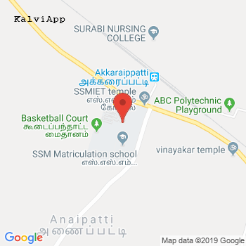 SSM Institute of Engineering and Technology-5530-Dindigul